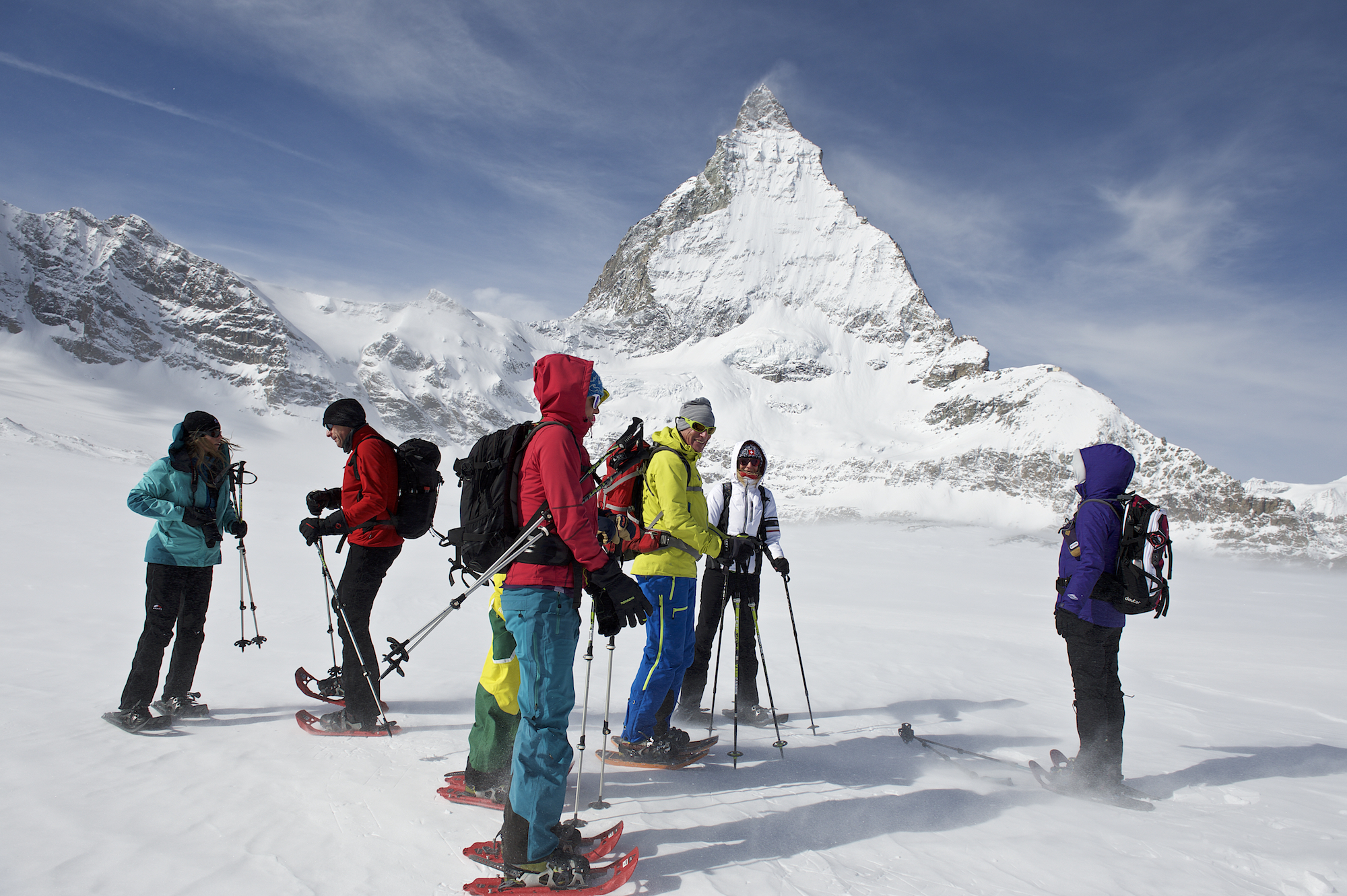 Schneeschuh Trail (c) Michael Portmann (11)