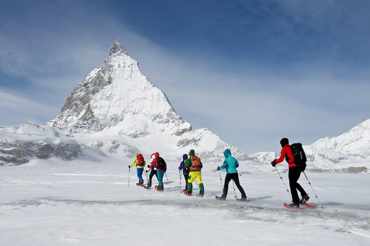 Schneeschuh Trail (c) Michael Portmann-2